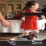 Best Video : दिव्यांग बच्ची को लगे पैर, ट्रेडमिल पर यूं भागी मानो पर लग गए हों…बेहद इमोशनल दृश्य….